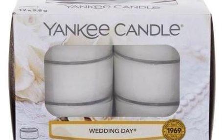 Yankee Candle Wedding Day 117,6 g vonné čajové svíčky unisex