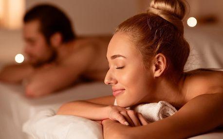 Relaxujte v páru: infrasauna a masáž dle výběru