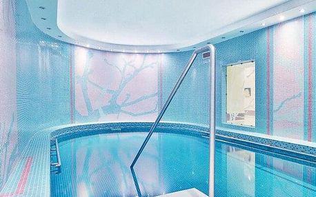 Mariánské Lázně přímo v centru v Hotelu Sun Palace Spa & Wellness **** s bazénem, procedurami a polopenzí