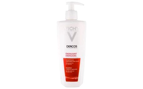 Vichy Dercos Energising 400 ml posilující šampon proti padání vlasů pro ženy
