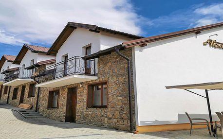 Apartmány ve Vysokých Tatrách pro pár či rodinu