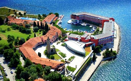 Slovinsko - Piran na 5 dnů, polopenze