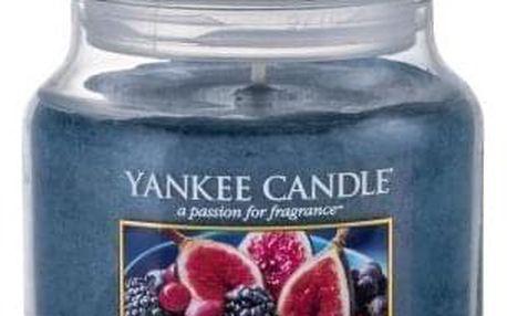 Yankee Candle Mulberry & Fig Delight 411 g vonná svíčka unisex