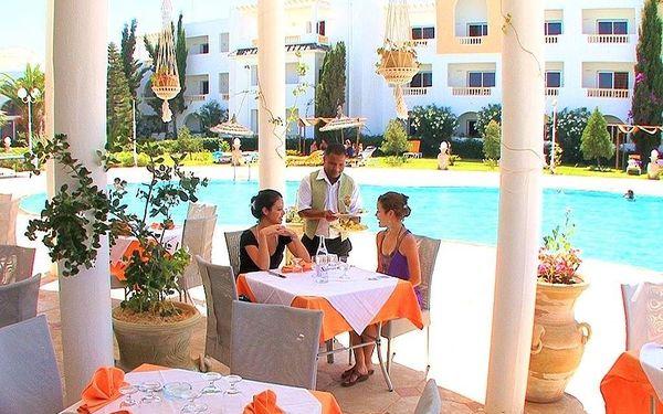 ZODIAC HAMMAMET, Tunisko (pevnina), letecky, all inclusive2