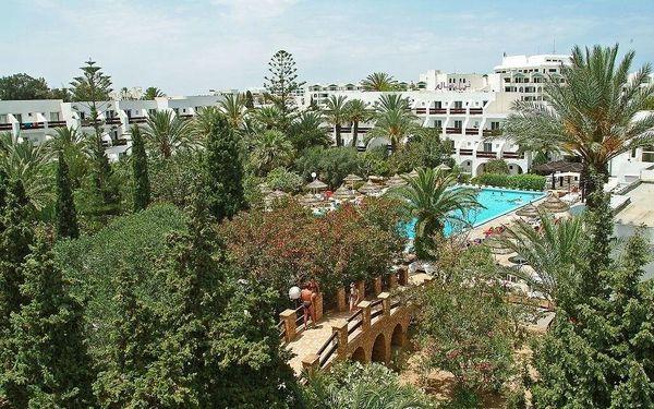 MARHABA SALEM, Tunisko (pevnina), letecky, all inclusive5