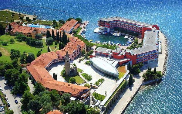 Slovinsko - Piran na 3 dny, polopenze