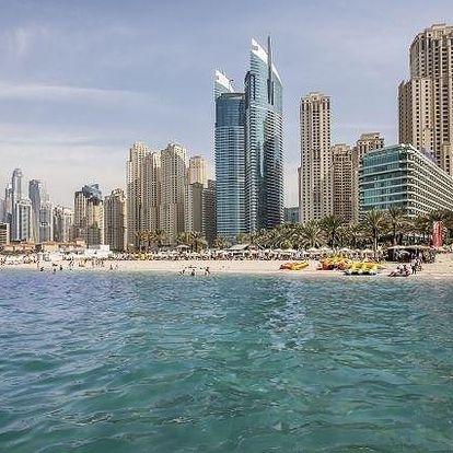 Spojené arabské emiráty - Dubaj letecky na 6-11 dnů