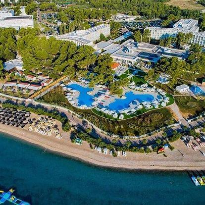 Chorvatsko - Šibenik letecky na 8-15 dnů