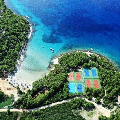 Chorvatsko - Pakoštane letecky na 8-15 dnů