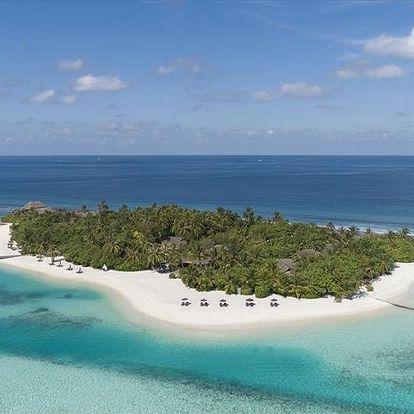 Maledivy - Jižní Atol Male letecky na 8-13 dnů, snídaně v ceně