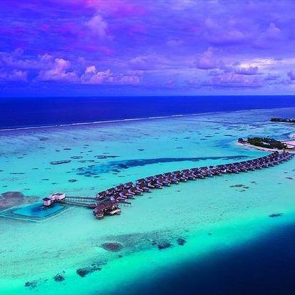 Maledivy - Jižní Atol Male letecky na 8-13 dnů, ultra all inclusive