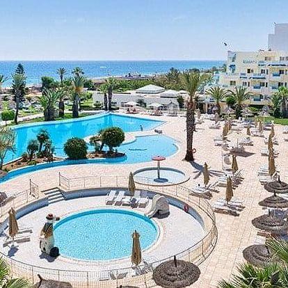 Tunisko - Port El Kantaoui letecky na 8-15 dnů