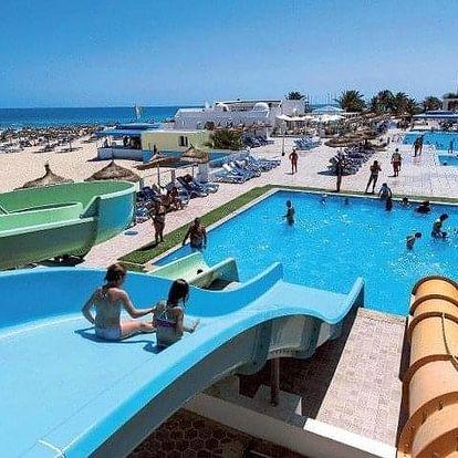 Tunisko - Djerba letecky na 9 dnů, ultra all inclusive