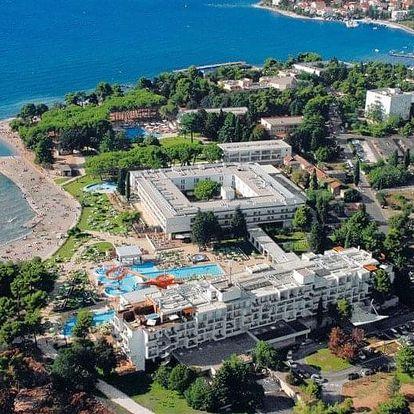 Chorvatsko - Zadar letecky na 8-15 dnů, all inclusive