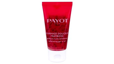 PAYOT Les Démaquillantes Gommage Douceur Framboise 50 ml pleťový peeling pro ženy