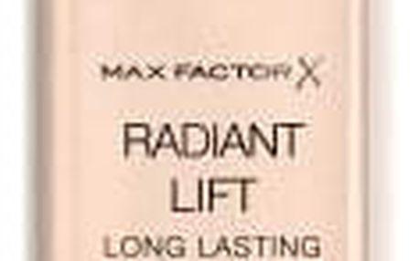 Max Factor Radiant Lift SPF30 30 ml dlouhotrvající make-up s uv ochranou pro ženy 30 Porcelain