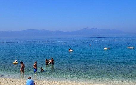 Chorvatsko - Gradac letecky na 8 dnů, all inclusive