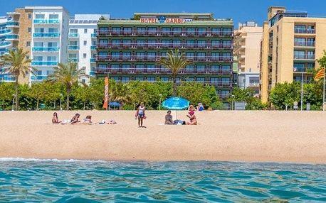 Španělsko - Costa del Maresme letecky na 8-12 dnů