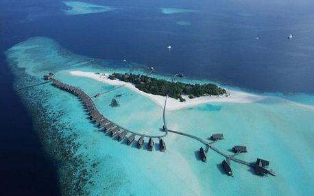 Maledivy letecky na 10-11 dnů