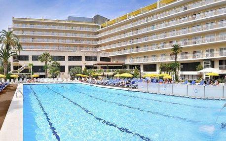 Španělsko - Costa Brava letecky na 8-15 dnů