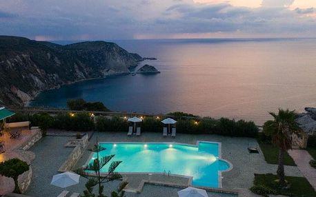 Řecko - Kefalonia letecky na 8-12 dnů, snídaně v ceně