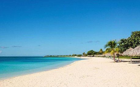 Kuba letecky na 11-14 dnů, snídaně v ceně