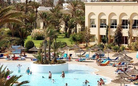 Tunisko - Zarzis letecky na 9 dnů, all inclusive