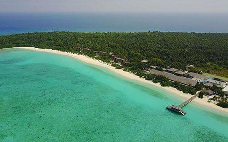 Maledivy letecky na 8-13 dnů, snídaně v ceně