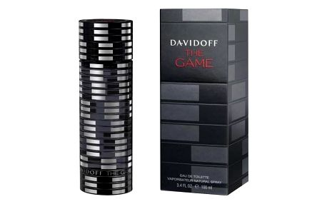 Davidoff The Game 100 ml toaletní voda pro muže