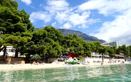 Chorvatsko - Makarska letecky na 8-9 dnů