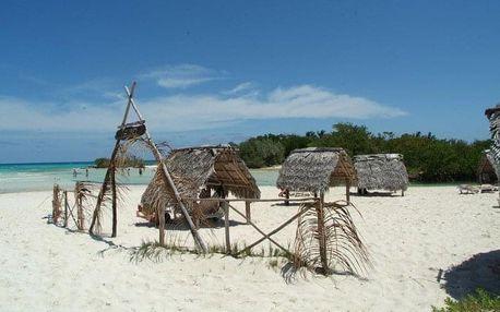 Kuba - Cayo Coco letecky na 11-14 dnů, all inclusive