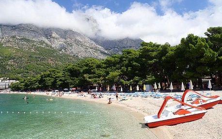 Chorvatsko - Baška Voda letecky na 8-9 dnů