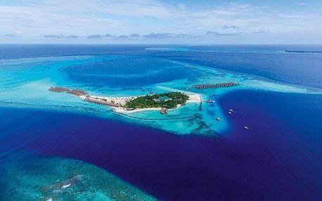 Maledivy - Atol Ari letecky na 8-15 dnů, all inclusive