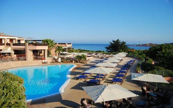 Marinedda Hotel Thalasso & Spa, Sardinie / Sardegna, Itálie, Sardinie / Sardegna, letecky, polopenze2