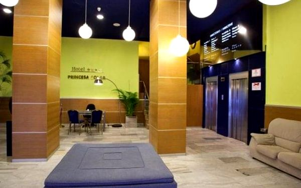 Princesa Solar Hotel, Costa Del Sol, Španělsko, Costa Del Sol, letecky, snídaně v ceně3