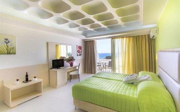 Hotel Kouros Palace, Kos, Řecko, Kos, letecky, all inclusive2