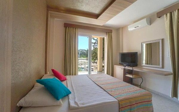Hotel Club Paloma Family, Bodrum, Turecko, Bodrum, letecky, all inclusive2