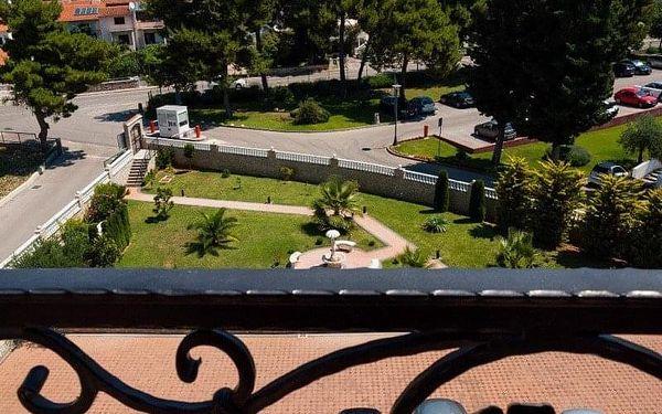 Hotel MIRAMARE, Severní Dalmácie, Chorvatsko, Severní Dalmácie, letecky, snídaně v ceně4