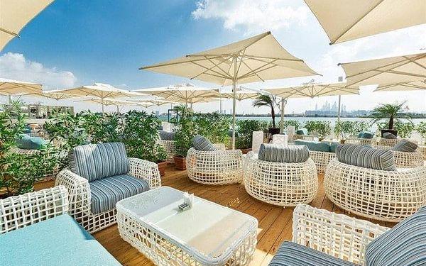 Sofitel Dubai The Palm Resort and Spa, Dubai, Spojené arabské emiráty, Dubai, letecky, snídaně v ceně2