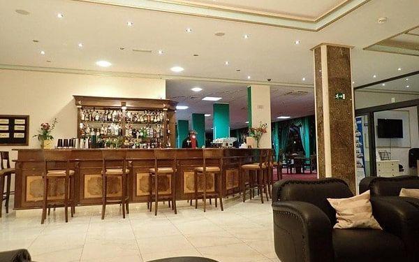 Hotel HORIZONT, Baška Voda, Chorvatsko, Baška Voda, letecky, snídaně v ceně2