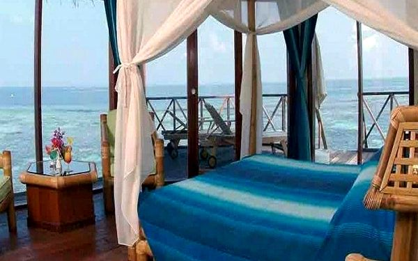 ANGAGA ISLAND RESORT AND SPA, Atol Ari, Maledivy, Atol Ari, letecky, polopenze2