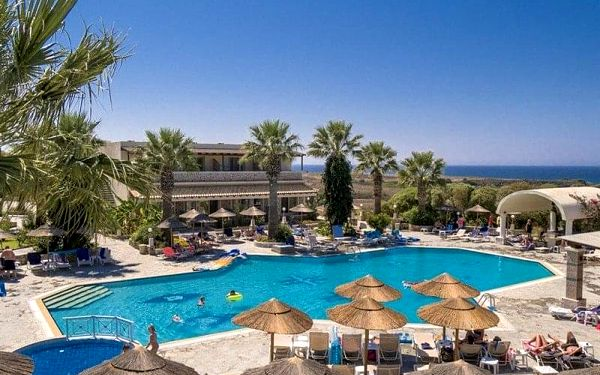 Hotel Kouros Palace, Kos, Řecko, Kos, letecky, all inclusive4