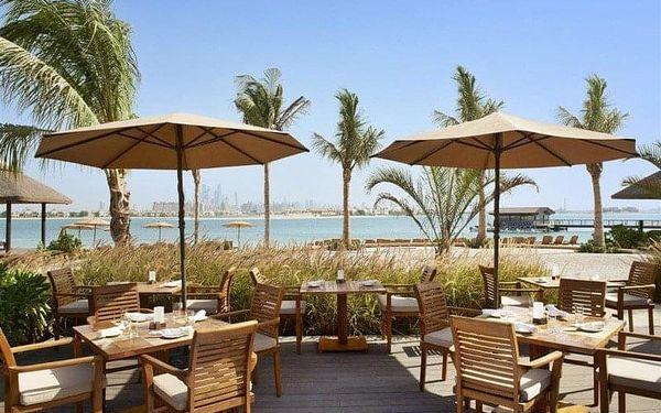 Sofitel Dubai The Palm Resort and Spa, Dubai, Spojené arabské emiráty, Dubai, letecky, snídaně v ceně4