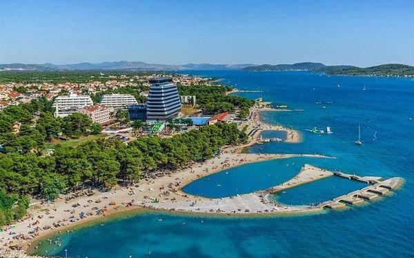 Hotel OLYMPIA, Severní Dalmácie, Chorvatsko, Severní Dalmácie, letecky, snídaně v ceně3