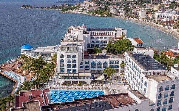 Hotel Infinity by Yelken Aquapark & Resorts, Kusadasi, Turecko, Kusadasi, letecky, ultra all inclusive2
