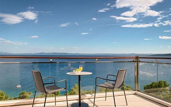 Family Resort NOEMIA, Baška Voda, Chorvatsko, Baška Voda, letecky, bez stravy5