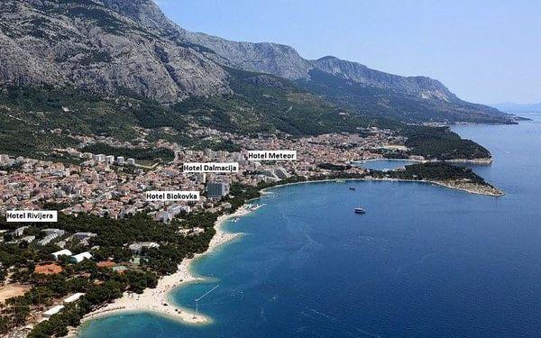 RIVIJERA Sunny Resort by Valamar, Makarská riviéra, Chorvatsko, Makarská riviéra, letecky, snídaně v ceně5