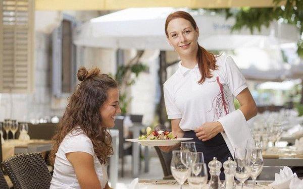 Hotel BLUESUN KAŠTELET, Makarská riviéra, Chorvatsko, Makarská riviéra, letecky, snídaně v ceně5