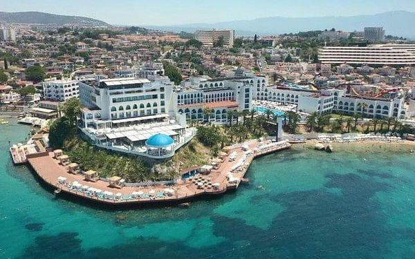 Hotel Infinity by Yelken Aquapark & Resorts, Kusadasi, Turecko, Kusadasi, letecky, ultra all inclusive4