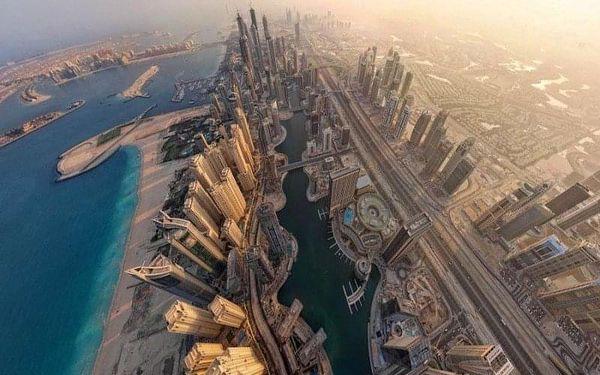 JUMEIRA ROTANA, Dubai, Spojené arabské emiráty, Dubai, letecky, snídaně v ceně3